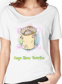 Mega Slow Burrito V2 Women's Relaxed Fit T-Shirt