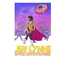 Jeff Lynne: Space Adventioneer Photographic Print