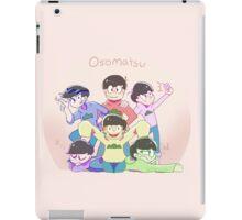 Osomatsu San iPad Case/Skin