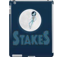 Stakes - Marceline iPad Case/Skin
