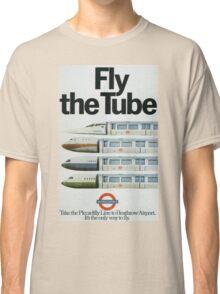 Vintage poster - London Underground Classic T-Shirt