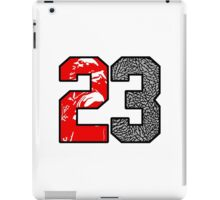 23 Cement iPad Case/Skin