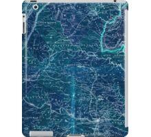 Civil War Maps 1558 Schonberg's Virginia campaign map 1864 Inverted iPad Case/Skin