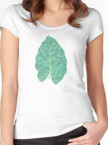 Cunjevoi Women's Fitted Scoop T-Shirt