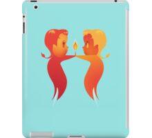 Pyro babies iPad Case/Skin