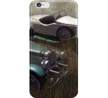 Old Friends Just Spending Quiet Time Together iPhone Case/Skin
