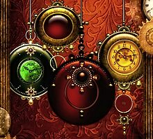 Have Yourself a Steam Punk Little Christmas by shutterbug2010