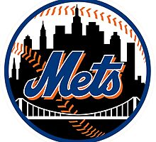 New York Mets2 by haroldlfonville