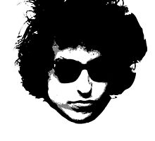 Bob Dylan by ramiromarquez
