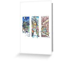 Studio Ghibli Greeting Card