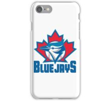 Toronto Blue Jays Logo iPhone Case/Skin