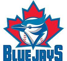 Toronto Blue Jays Logo by haroldlfonville
