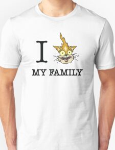I Squanch My Family T-Shirt