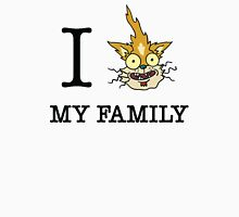 I Squanch My Family Unisex T-Shirt