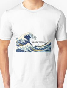 Gnarly Great Wave T-Shirt