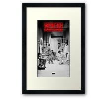 iKON 'Dumb & Dumber' Framed Print