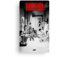 iKON 'Dumb & Dumber' Canvas Print