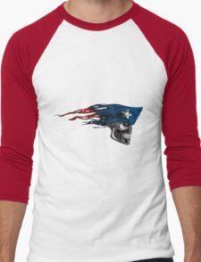 The Patriotator Men's Baseball ¾ T-Shirt