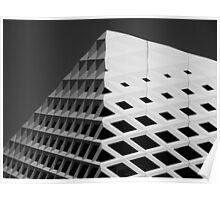 BnW Architecture Poster