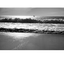 Dana Point Waves  Photographic Print