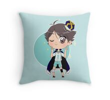 Grand King Oikawa Throw Pillow