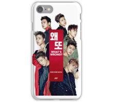 iKON 'What's Wrong?' iPhone Case/Skin