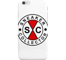 Sneaker Collector- Chicago iPhone Case/Skin