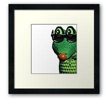 Henry's Amazing Animals Meme Shirt Framed Print