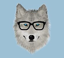 Wild Animal with Glasses - V02 T-Shirt