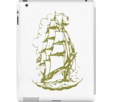 ships-ahoy iPad Case/Skin