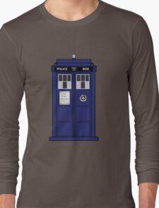 Type-40. Long Sleeve T-Shirt