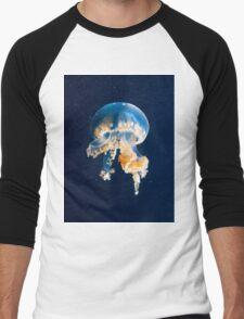 Alien Earthling Men's Baseball ¾ T-Shirt