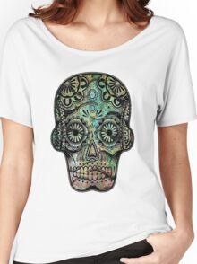 Aztec Skull III Women's Relaxed Fit T-Shirt