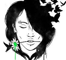 Girl Portrait - 5 by chetan adlak
