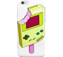 Strawberry Banana Gameboy iPhone Case/Skin