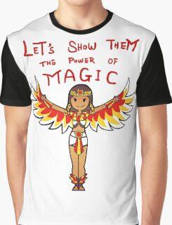 Smite - Power of Magic (Chibi) Graphic T-Shirt