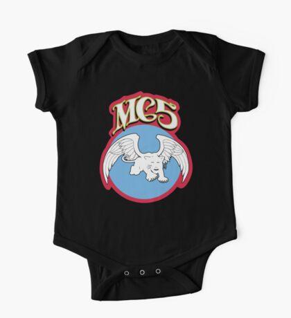 MC5 One Piece - Short Sleeve