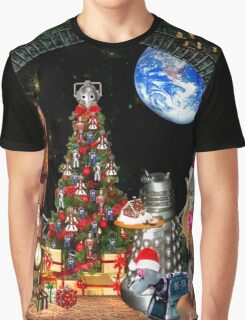 Christmas at the Kleegs Graphic T-Shirt