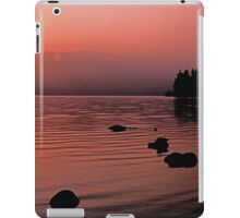 Sunrise at Lake Eleanor iPad Case/Skin