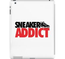 Sneaker Addict-J3 Black Cement iPad Case/Skin