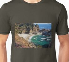 McWay Falls, Julia Pfeiffer Burns State Park Unisex T-Shirt