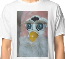 When Will My Husband Return From War Furby  Classic T-Shirt