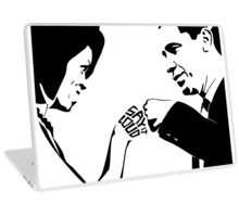 SAY IT LOUD: Obama Fist Bump Laptop Skin