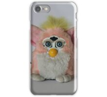 Pink Furby  iPhone Case/Skin