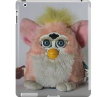 Pink Furby  iPad Case/Skin