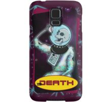 Death in Space Tarot Card Samsung Galaxy Case/Skin
