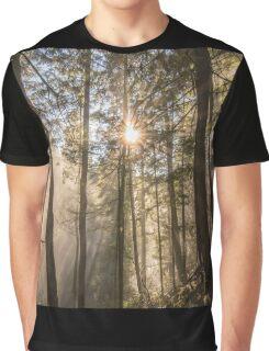 Sun Rays Graphic T-Shirt