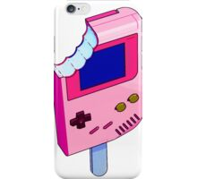 Chocolate Blurpleberry Gameboy iPhone Case/Skin
