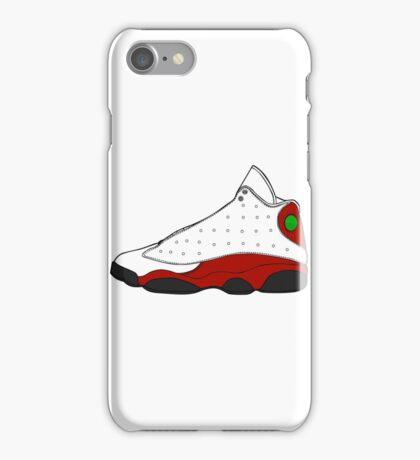 J13 - Bulls iPhone Case/Skin
