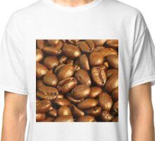 CHOCOLATE COFFEE BEANS Classic T-Shirt